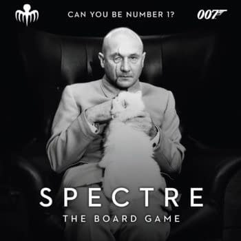 Modiphius Entertainment Unveils SPECTRE: The Board Game