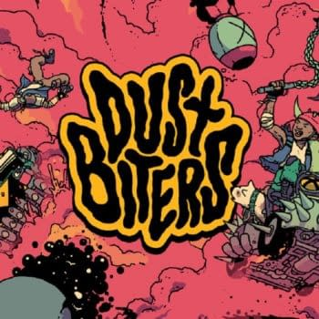 Dustbiters Card Game Kickstarter Campaign Funded And Then Some