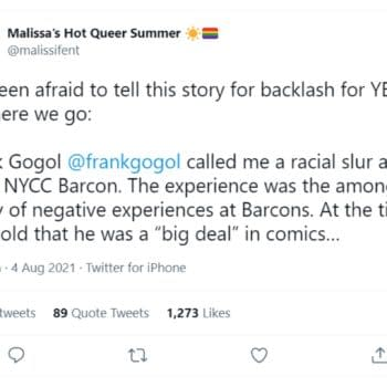Frank Gogol Challenged Over Alleged Barcon Racial Slur