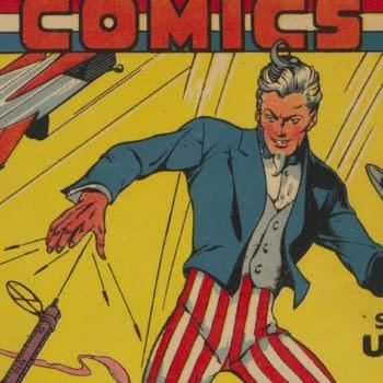 National Comics #14 (Quality, 1941)