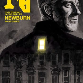 Newburn, A Thing Called Truth Lead Image Comics November Solicits