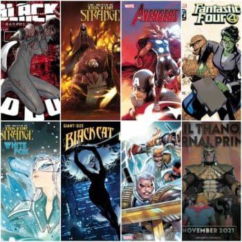 Marvel Comics Solicitations For November 2021, Frankensteined