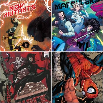 Ch-Ch-Changes: Marauders, New Mutants, Black Widow, Amazing Spider-Man