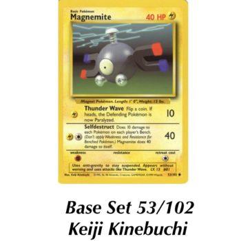 TCG Spotlight: Some of the Best Magnemite Pokémon Cards