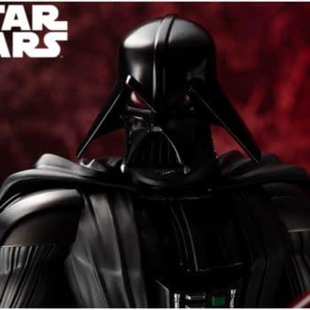 Darth Vader Gets a Hiromoto Makeover with New Kotobukiya Statue