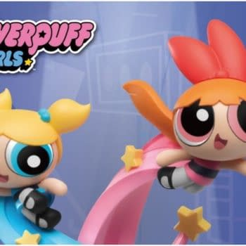 The Powerpuff Girls Save the Day With New Beast Kingdom Statue