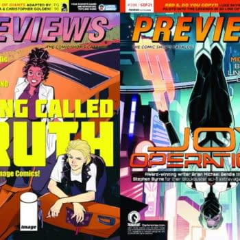 A Thing Called Truth& Joy Operations On Previews Cover Next Week