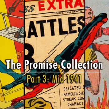 Detective Comics #53, Daredevil Comics #1, Bulletman #1.