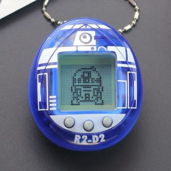 Bring R2-D2 Anywhere You Go With New Star Wars Tamagotchi