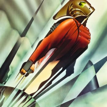 The Rocketeer Gets a Revival as a Direct to Disney+ Movie