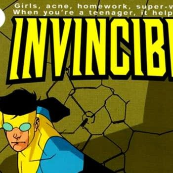 Invincible Sold Nearly 400,000 Graphic Novels In 2021... So Far