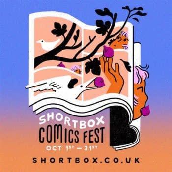 Zainab Akhtar Details Short Box Comics Fest 2021