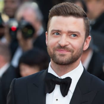 Justin Timberlake attends the 'Cafe Society' premiere and the Opening Night Gala. 69th annual Cannes Film Festival at the Palais des Festivals on May 11, 2016