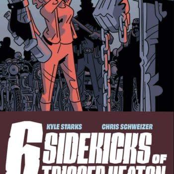 Six Sidekicks Of Trigger Keaton #3 Review: Enthralling