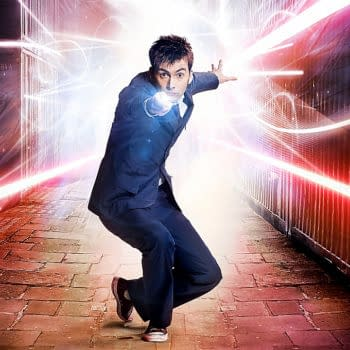 Doctor Who: BBC Releases Video of 10th Doctor's Best Moments