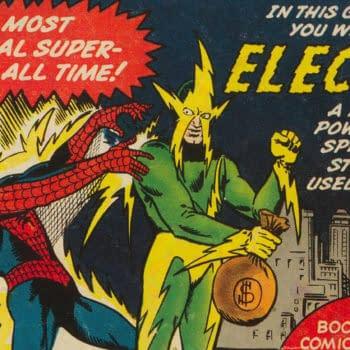 Amazing Spider-Man #9, Marvel 1964.