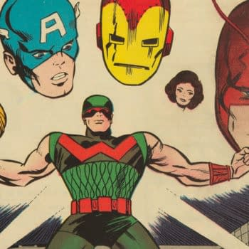 Avengers #9 featuring the debut of Wonder Man, Marvel 1964.