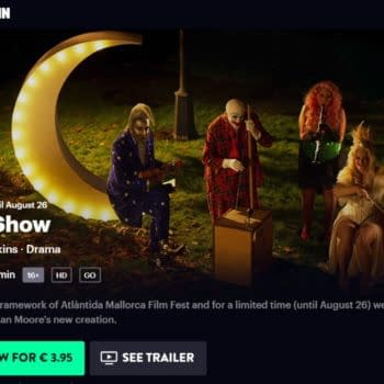 You Can Stream Alan Moore's The Show, Now, Free, Globally For 4 Euros