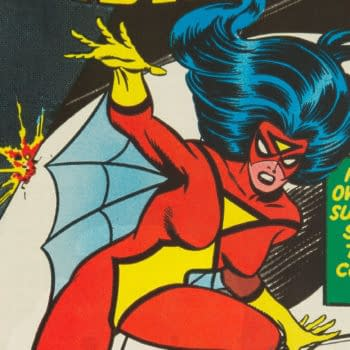 The Spider-Woman #1 (Marvel, 1978)