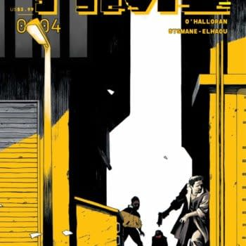 Time Before Time #4 Review: Noirish Sci-Fi Thrills