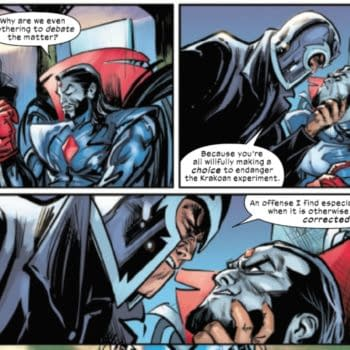 The Trial Of Magneto - And Also Of Krakoa (X-Spoilers)