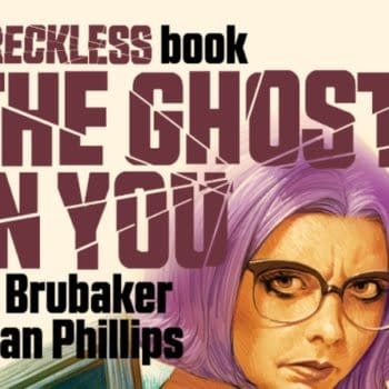 Ed Brubaker & Sean Phillips' Fourth Reckless OGN is The Ghost In You