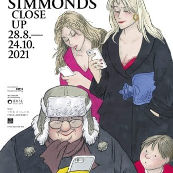 Posy Simmonds Gets Her First Gallery Exhibition In German