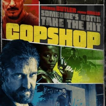 Copshop Trailer Debuts, New Grillo/Butler Film Hits Theaters Sept. 17