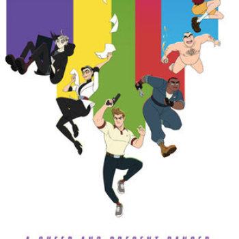 "Q-Force Creator Gabe Liedman: Why ""Gay James Bond"" Is Underdog Story"