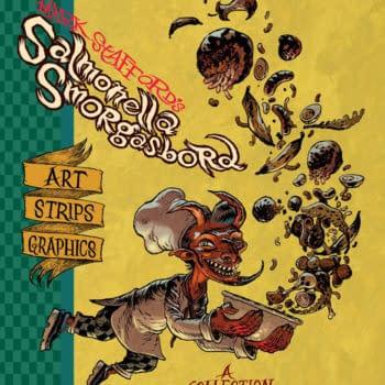 MarkStafford'sSalmonella Smorgasbord Comes To Soaring Penguin