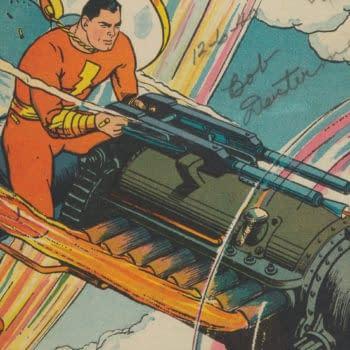 Whiz Comics #12 (Fawcett Publications, 1941)
