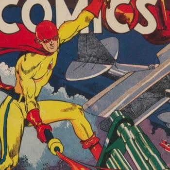 Wonderworld Comics #11 (Fox, 1940)