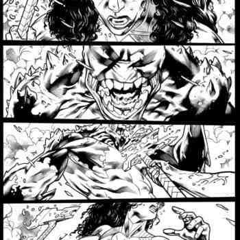 Wonder Woman Teaches Evolution To DC Comics