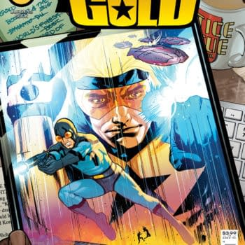 Cover image for BLUE & GOLD #2 (OF 8) CVR A RYAN SOOK