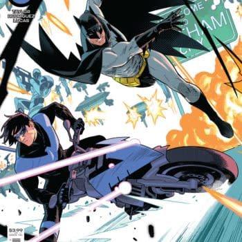 Cover image for NIGHTWING #84 CVR A BRUNO REDONDO (FEAR STATE)