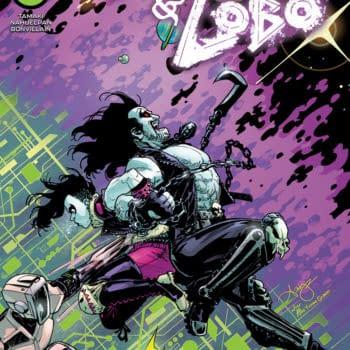 Cover image for CRUSH & LOBO #4 (OF 8) CVR A AMY REEDER