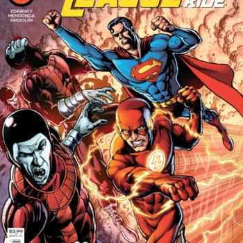Cover image for JUSTICE LEAGUE LAST RIDE #5 (OF 7) CVR A DARICK ROBERTSON