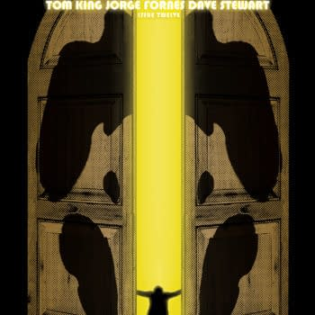Cover image for RORSCHACH #12 (OF 12) CVR A JORGE FORNES (MR)