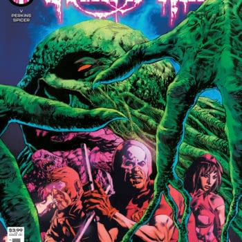 Cover image for SWAMP THING #7 (OF 10) CVR A MIKE PERKINS