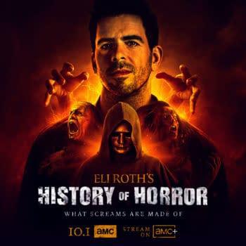Eli Roth's History Of Horror Season 3: AMC Debuts Teaser & Key Art