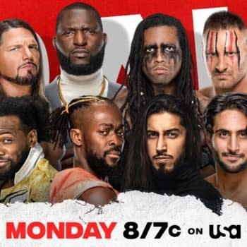 Record 5 Matches Booked Ahead of Time for WWE Raw This Week