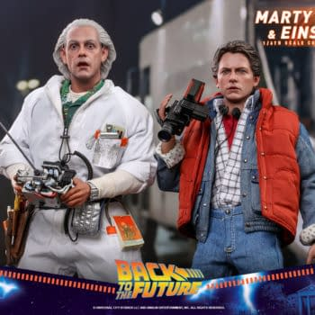 Great Scott! Hot Toys Finally Reveals Back to the Future 1/6th Scale