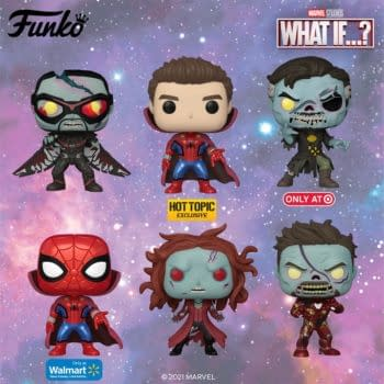 Marvel Studios Zombies Arise With Funko's Newest What If..? Pops