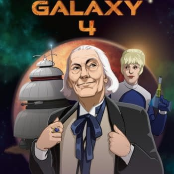 """Doctor Who: Missing Story """"Galaxy Four"""" to be Animated in 2021"""