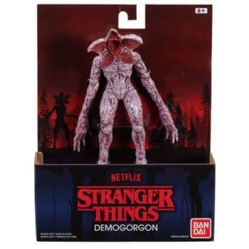 Stranger Things Demogorgon Returns With New Bandai Figure Line