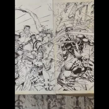 Jim Lee Selling His X-Men #1 Cover? Time For A New Record?