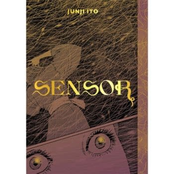 Sensor is Junji Ito's Most Ambitious Cosmic Horror Tale Yet