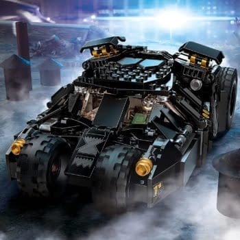 Batman Begins is Back With Brand New Tumbler Scarecrow LEGO Set