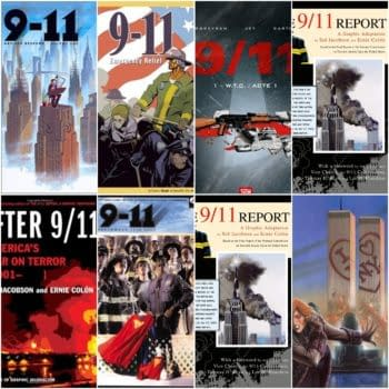 23 Comics And Graphic Novels About 9/11