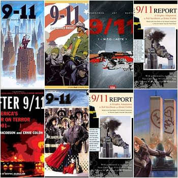 24 Comics And Graphic Novels About 9/11
